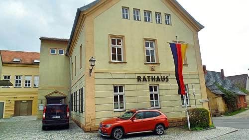 Rathaus Baunach