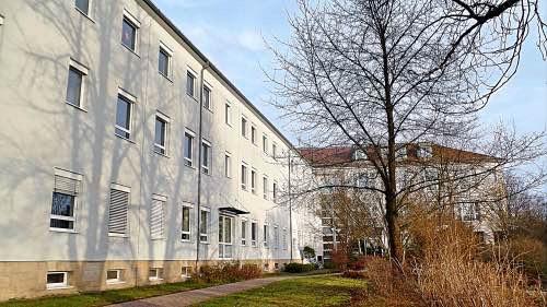 Abgebildet: Krankenhaus Ebern
