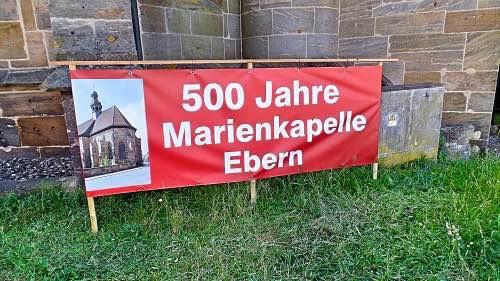 Marienkapelle Ebern im Baunachgrund