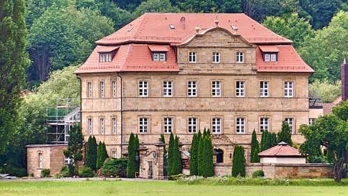 Schloss Gleusdorf bei Ebern