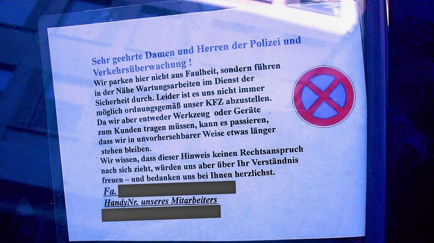 Frei Parken Frankfurt